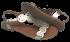 Sandália Numeração Especial Vanittá 12914 Rasteirinha 4