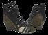 Sandália Tanara N6283 Anabela Gladiadora 2