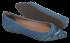 Sapatilha Bico Fino Valentina 375101 Jeans 4