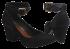 Sapato Scarpin Tanara N7044 Preto 4