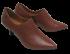 Sapato Feminino Cristófoli abotinado 196234 Bico Fino 2