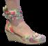 Chanel Feminino Anabela Valentina 500202 Floral