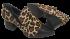 Sapato Feminino Bico Fino Cristófoli 196143 Animal Print 4