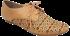 Sapato Oxford Mix Urbano 6131 Pêssego