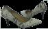Sapato Scarpin Marlinês 6821 Cobra 2