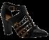 Sapato Tanara N5644 Preto