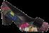 Sapato Cristófoli 215683 Floral