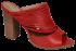 Tamanco Lilly's Closet 4701208 Salto Bloco