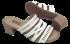 Tamanco Feminino Dakota Z3851 Branco 4