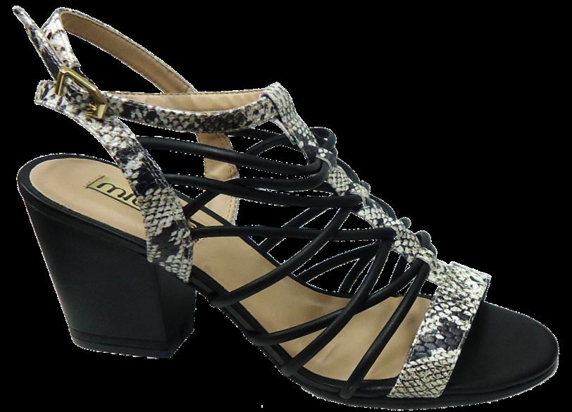 5d1883b84 Sandália tamanho grande Miucha 7289 Gladiadora | Dtalhe Calçados