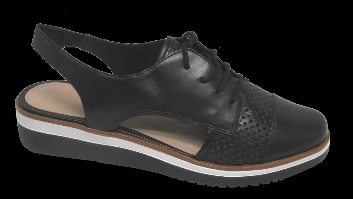 276be88f7 Chanel Sapato Feminino Giulia Domna 20537 | Dtalhe Calçados