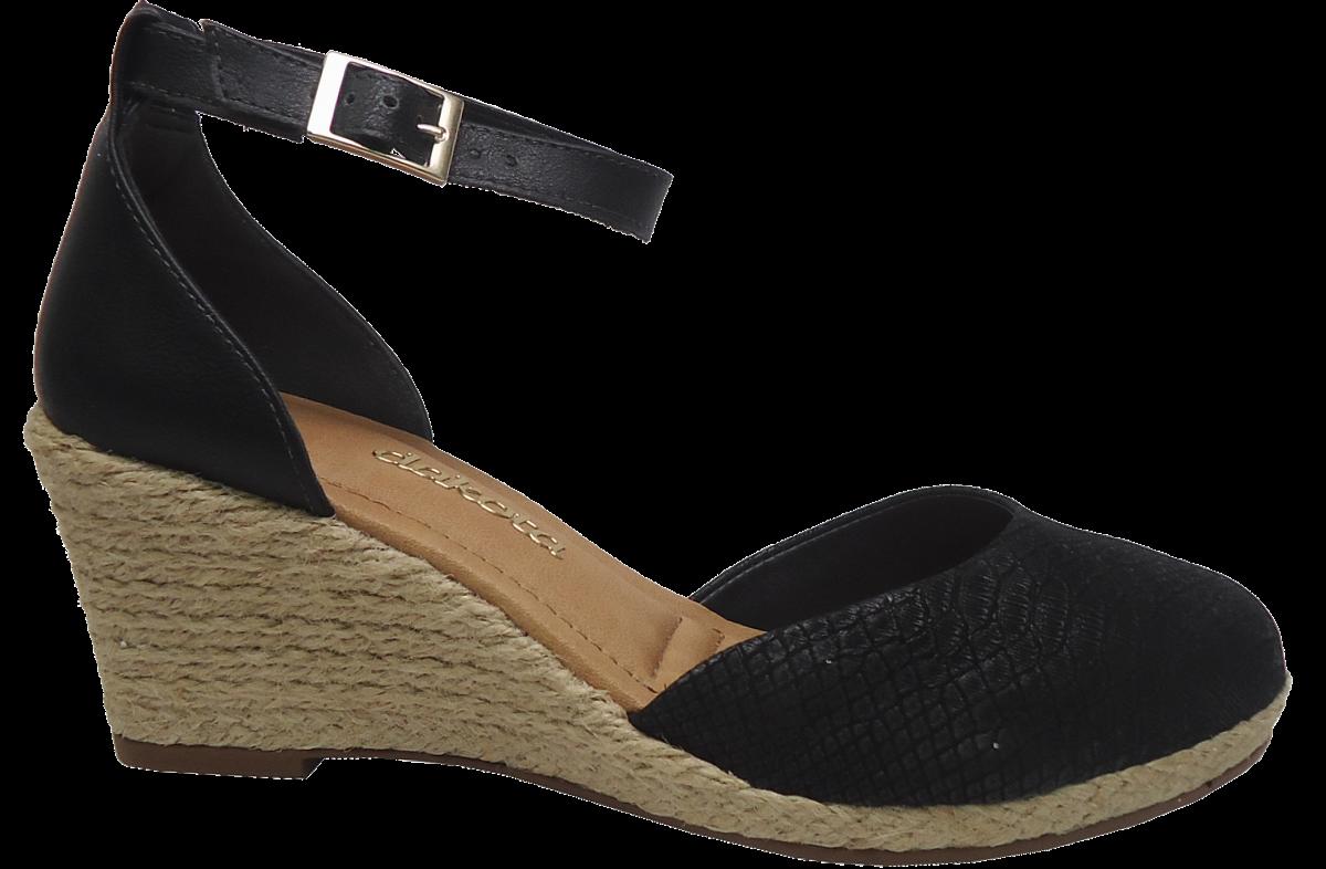 0fb348da2 Sapato Dakota B7492 Espadrille Cordas | Dtalhe Calçados