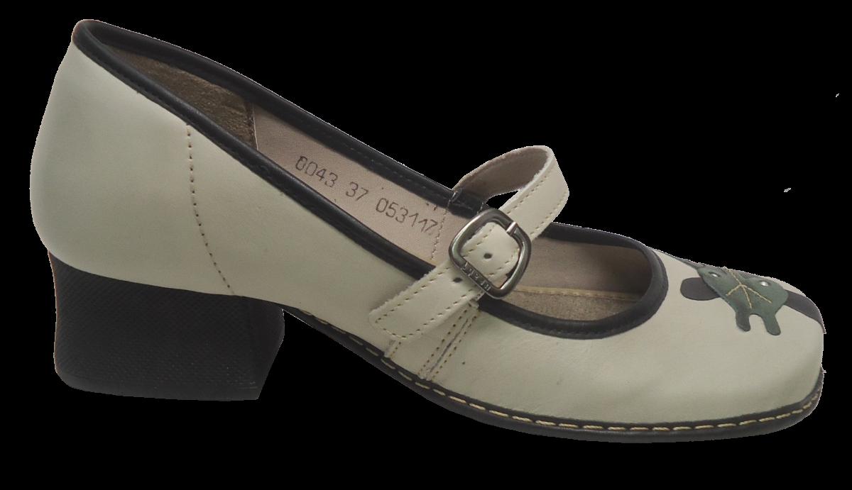 1fef62a69 Sapato Tamanho Grande Confortável JGean CK0043   Dtalhe Calçado