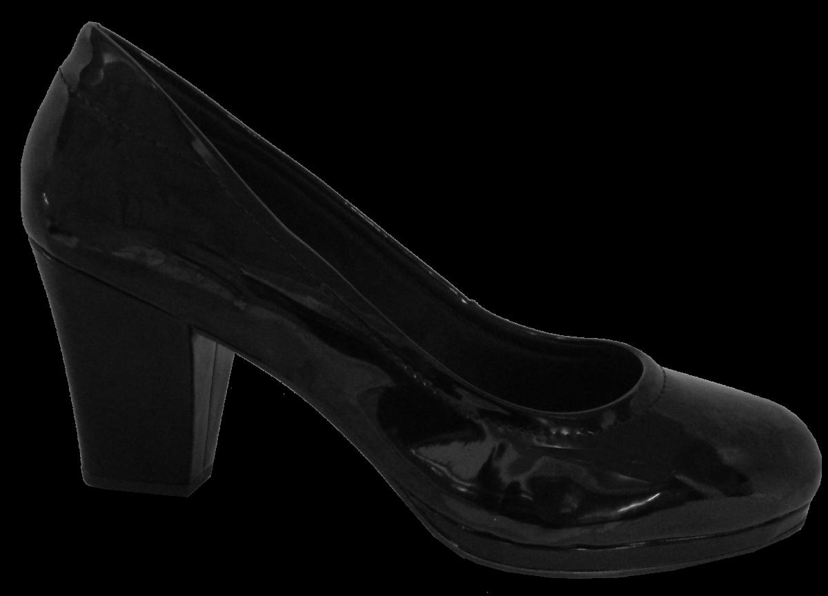 999b418525 Sapato Scarpin Feminino Tamanho Grande Anaflex 071848A