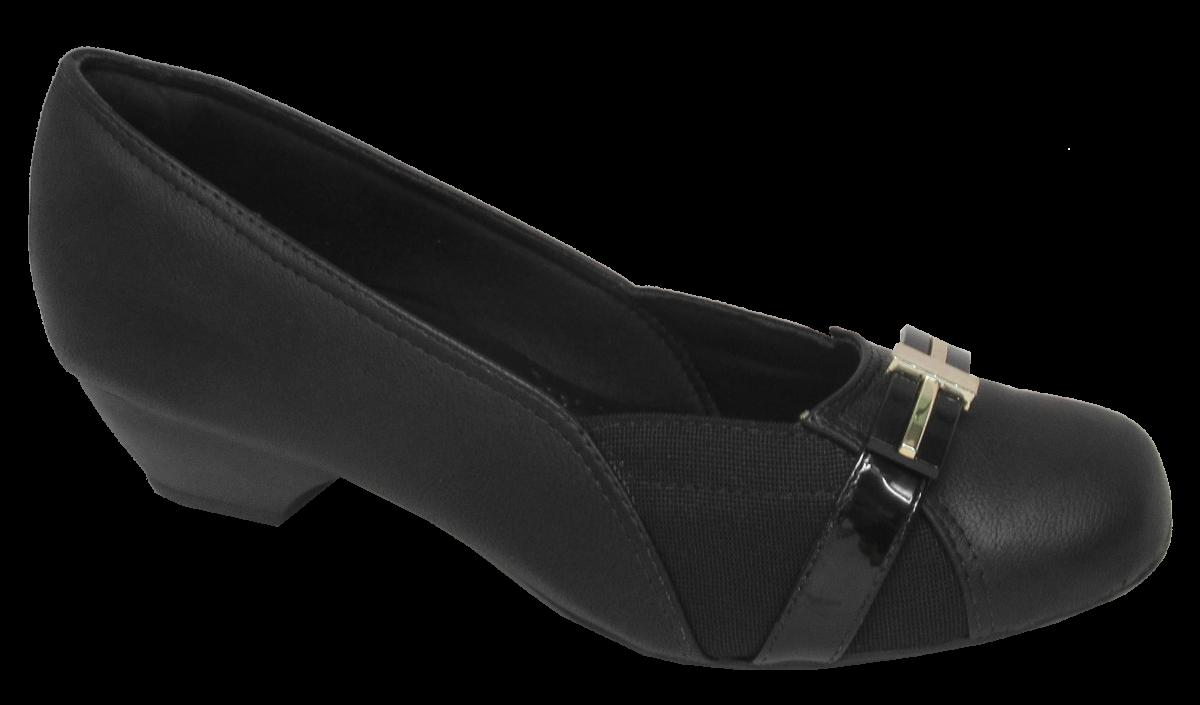 888dcd6182 Sapato Feminino Tamanho Grande Anaflex 283486