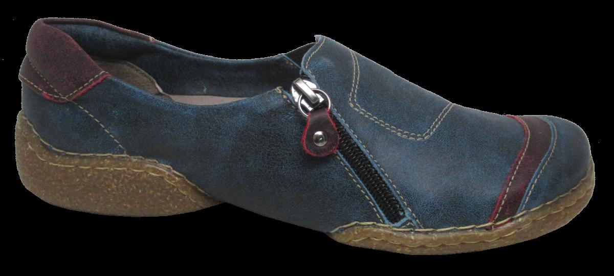 3ee1dac05 Sapato Tamanho Especial Couro Jgean CL0034   Dtalhe Calçados