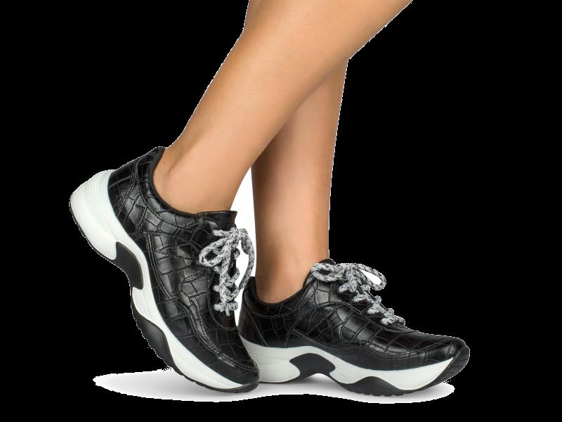 de29ee461 Sapatênis Feminino Dad Sneaker Chunky Dakota G0571