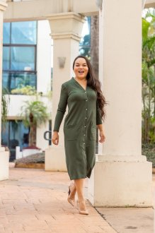 Imagem - Cardigan Vestido Help Chic