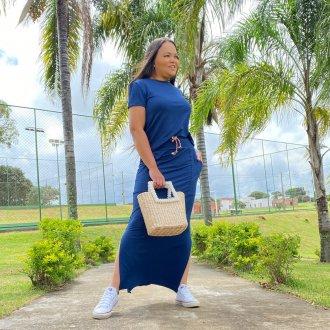 Imagem - Conjunto Help Chic Azul Marinho
