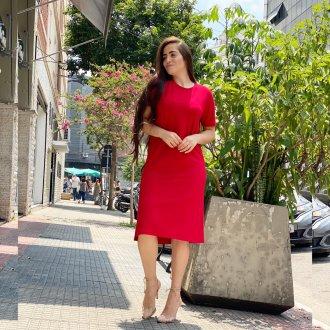 Imagem - Vestido Camisetão