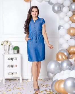 Imagem - Vestido Fagian Jeans 42