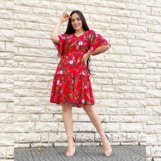 Imagem - Vestido Help Chic Flor