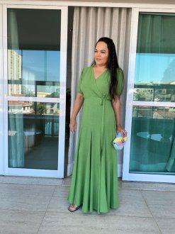 Imagem - Vestido Help Chic Longo