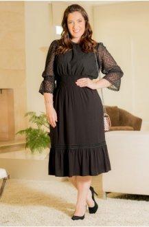 Imagem - Vestido Kauly Plus Size com elastex