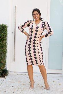 Imagem - Vestido Kibella Tubinho Marjorie