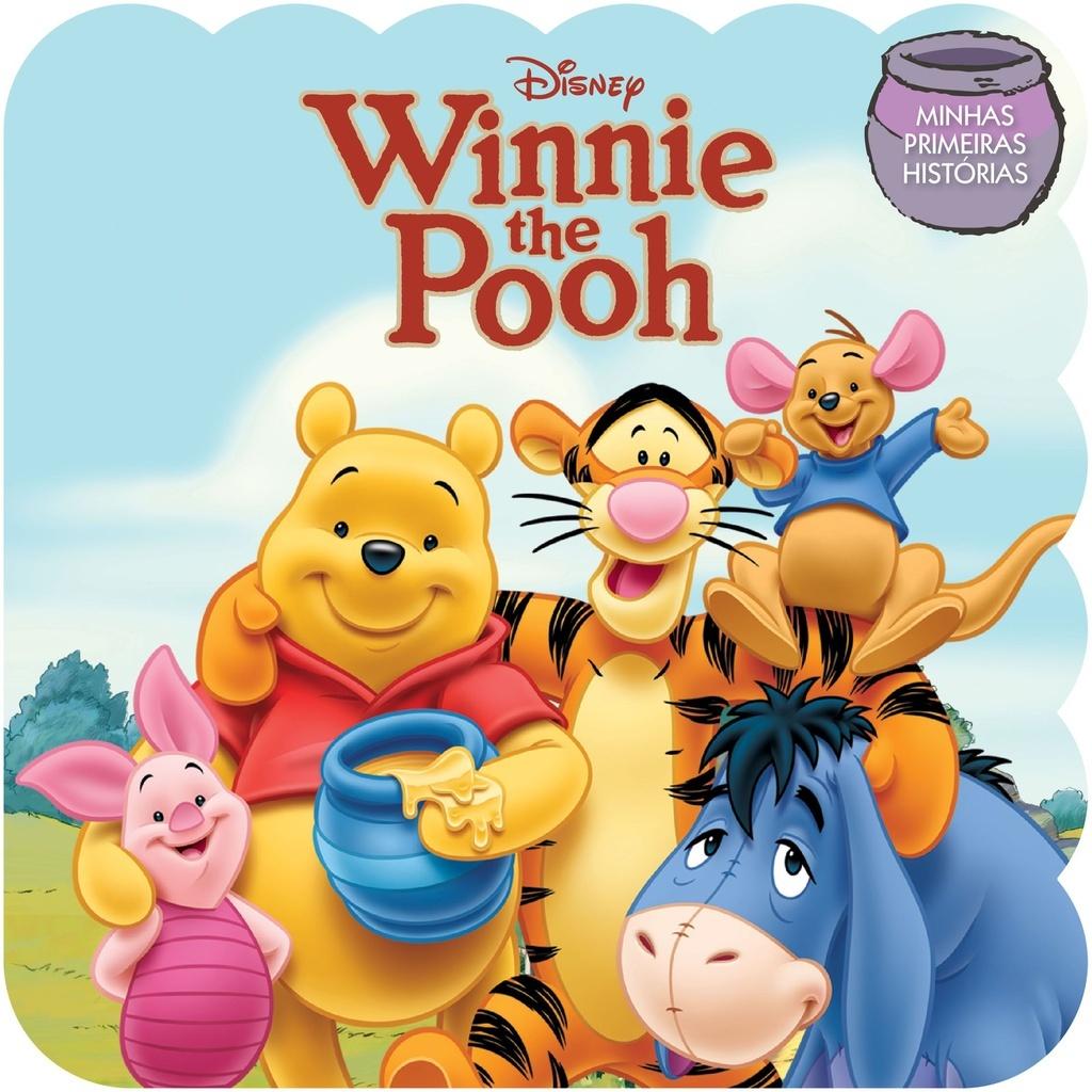 Minhas Primeiras Histórias Disney - Ursinho Pooh