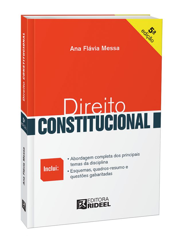 Direito Rideel - Direito Constitucional 5ED.