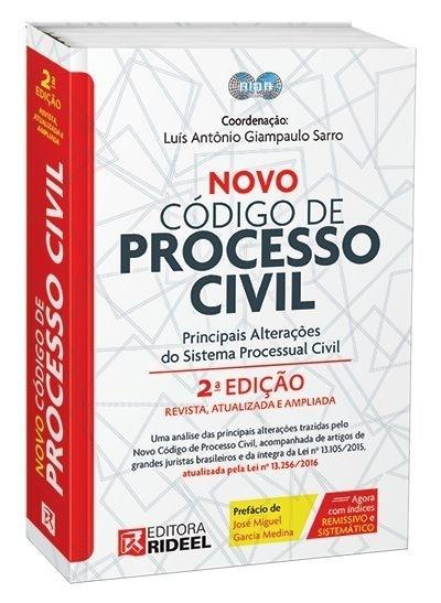 Novos Comentarios dos Artigos do Novo Codigo do Processo Civil