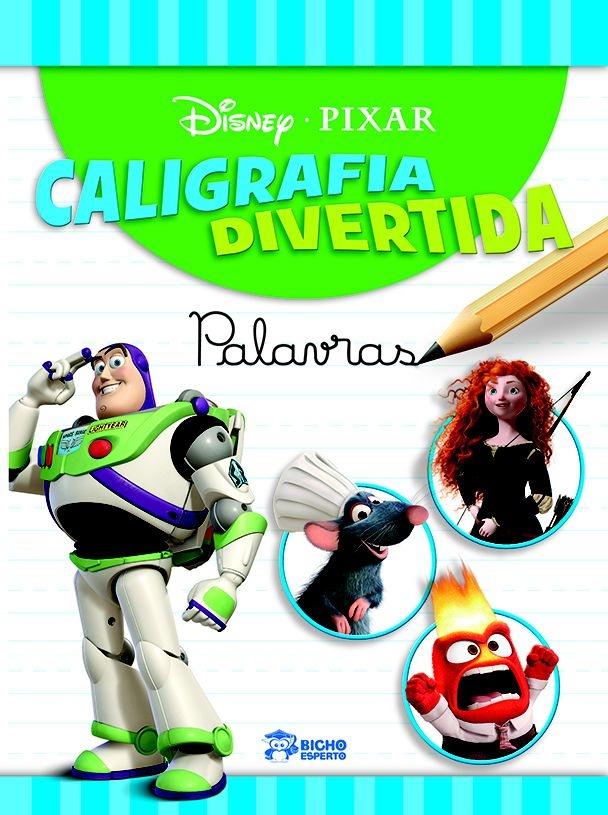 Caligrafia Divertida Disney - Palavras