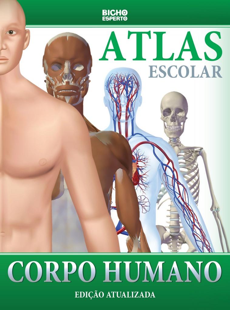 Atlas Escolar do Corpo Humano - Luxo