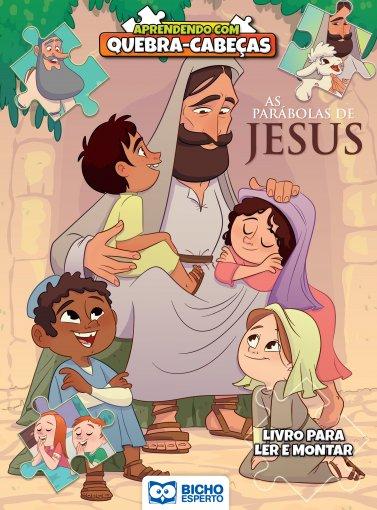 Aprendendo com Quebra-Cabeça - Parábolas de Jesus