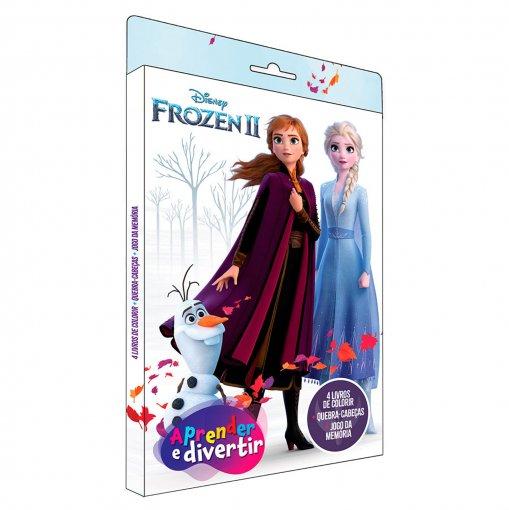 Aprender e Divertir Disney - Frozen 2