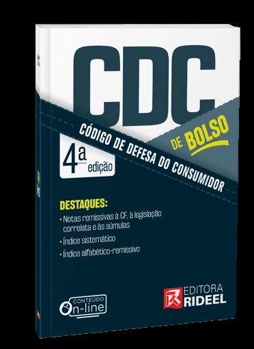 Código de Defesa do Consumidor - CDC de bolso - 4ª edição