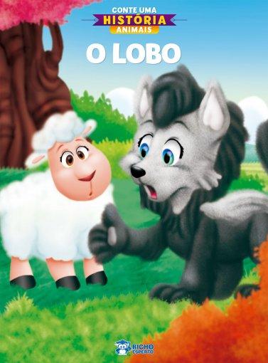 Conte Uma História Animais - O Lobo