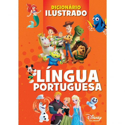 Dicionário Ilustrado de Português da Disney