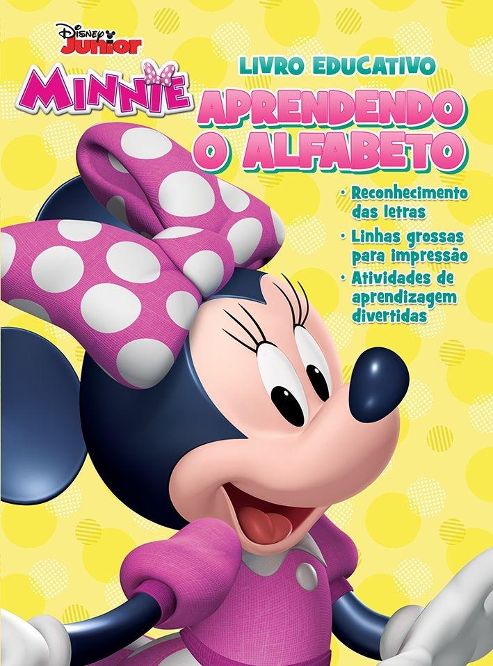 Atividades Educativas Disney - Aprendendo o Alfabeto Minnie