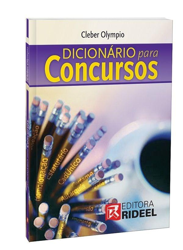 Dicionario para Concursos