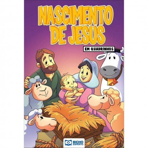 Kit Em Quadrinhos da Bíblia - (Pct com 03 Volumes diferentes)