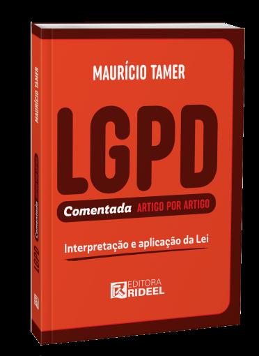 LGPD - Comentada artigo por artigo