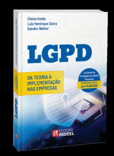 LGPD - Da Teoria à implementação nas Empresas