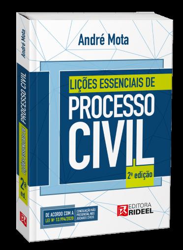 Lições Essenciais de Processo Civil