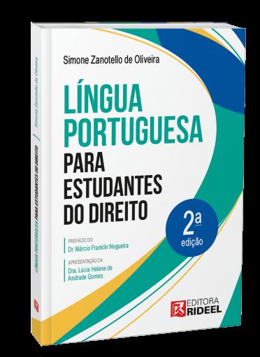 Língua Portuguesa para estudantes do Direito
