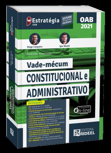 Vade-mécum Constitucional e Administrativo 1ª edição