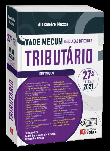 Vade Mecum Tributário - Legislação Específica - 27ª edição