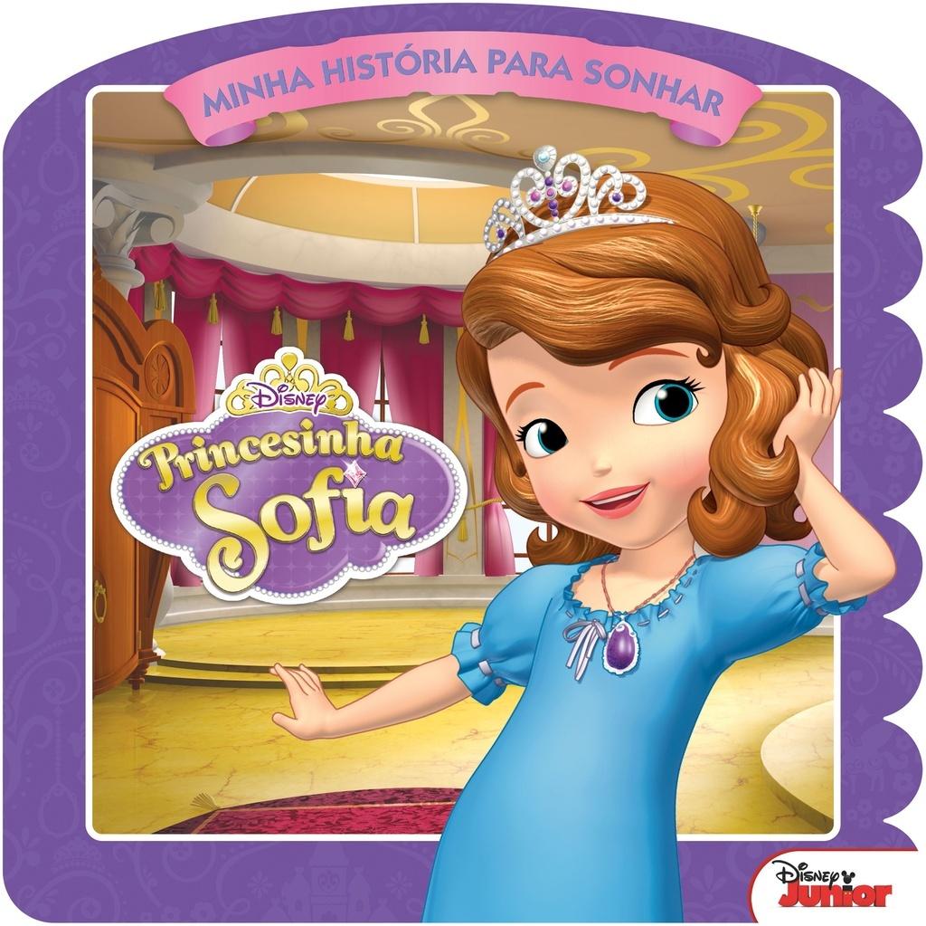 Imagem - Minhas Primeiras Histórias Disney - Princesinha Sofia  cód: 9788533939462