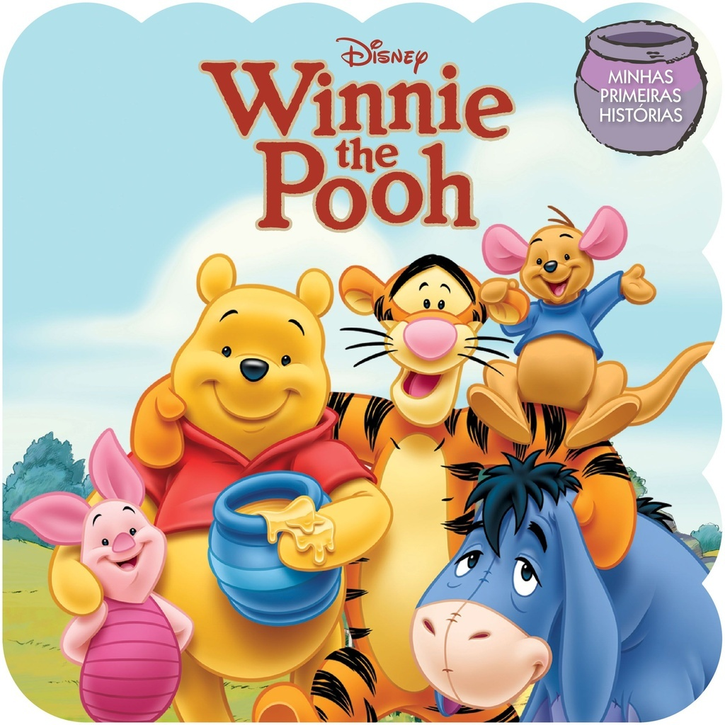 Imagem - Minhas Primeiras Histórias Disney - Ursinho Pooh - 9788533939448